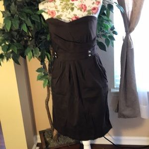 Torrid Brown Dress